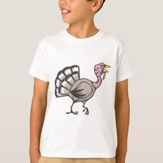 Wild Turkey Bird T-Shirt