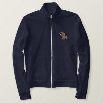 Wild Turkey Embroidered Jacket