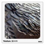Wild Turkey Feathers II Abstract Nature Design Wall Sticker