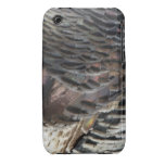 Wild Turkey Feathers iPhone3 Case iPhone 3 Case-Mate Cases