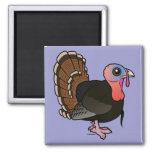 Wild Turkey Fridge Magnets