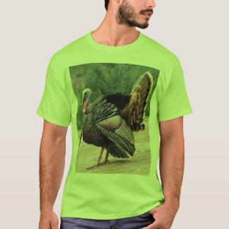 Wild Turkey Green T-shirt