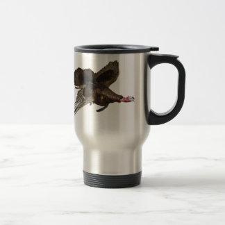 Wild Turkey Hunting 15 Oz Stainless Steel Travel Mug
