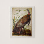 Wild Turkey, John James Audubon Puzzles