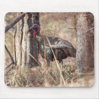 Wild Turkey Mouse Pad