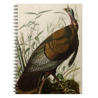 Wild Turkey Notebook