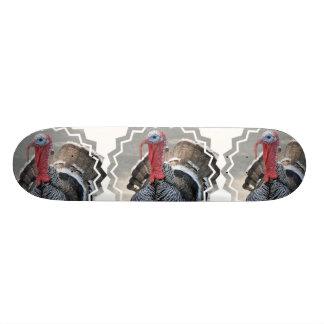 Wild Turkey Picture Skateboard