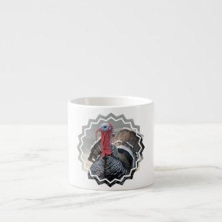 Wild Turkey Picture Specialty Mug Espresso Mugs