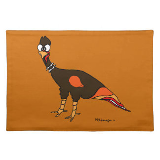 Wild Turkey Placemat