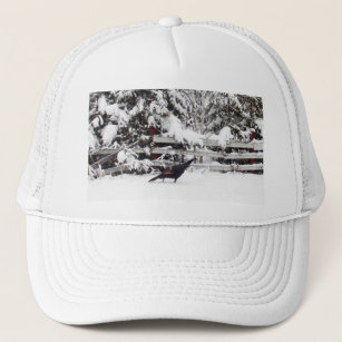 16812c110dc Wild Turkey-Thanksgiving Day Trucker Hat