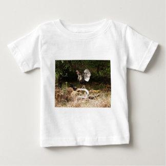 Wild Turkeys Baby T-Shirt