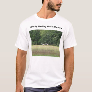 Wild Turkeys , I Do My Hunting With... T-Shirt