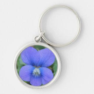 Wild Violet - Keyring Keychains