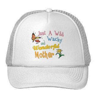 Wild Wacky Wonderful Mother Trucker Hat