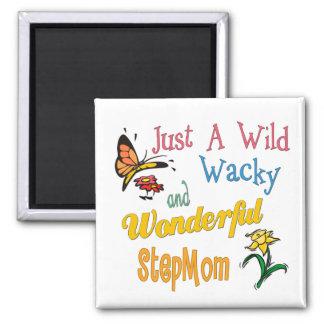 Wild Wacky Wonderful Stepmom Magnet