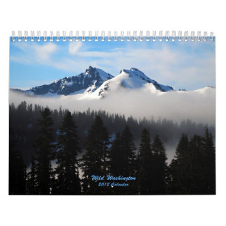 Wild Washington 2012 calendar