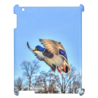 Wild Water Fowl Wildlife Bird-lover Duck design Cover For The iPad 2 3 4