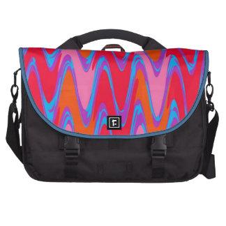 Wild Wave Rickshaw Laptop Bag