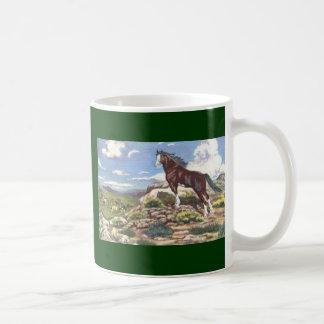 wild west 4 coffee mugs