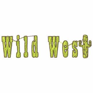 Wild West Embroidered Shirt