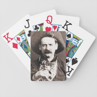 Wild West Outlaw Cowboy Playing Cards