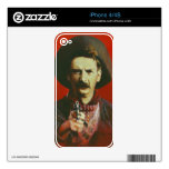 Wild West Outlaw iPhone 4 Skin