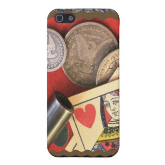 Wild West Queen of Hearts Speck Case iPhone4 iPhone 5 Covers