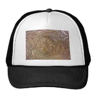 Wild West Rose Mesh Hat