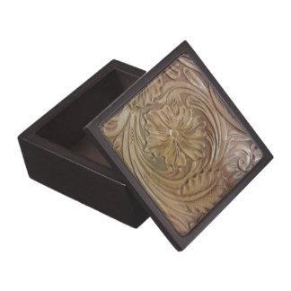 Wild West Rose Premium Trinket Boxes