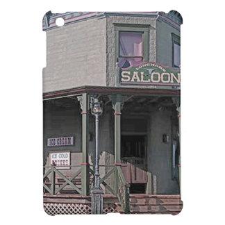 Wild West Saloon iPad Mini Cover