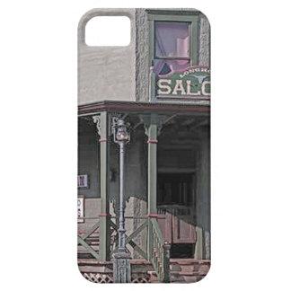 Wild West Saloon iPhone SE/5/5s Case