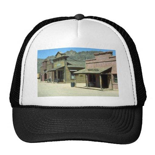 Wild west setting, Arizona Trucker Hats