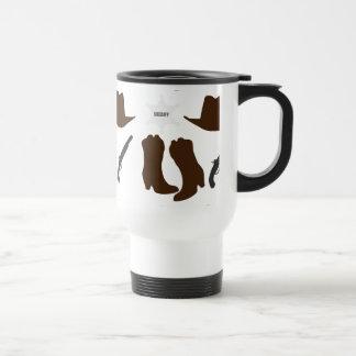 Wild West Sheriff Coffee Mug