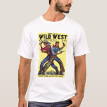 Wild West Weekly Nov. 1938 Tee  Shirt