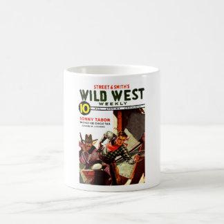Wild West Weekly - Sonny Tabor Coffee Mug