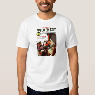 Wild West Weekly - Sonny Tabor Shirt