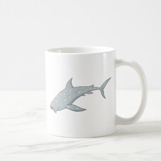 Wild Whale Shark Coffee Mug