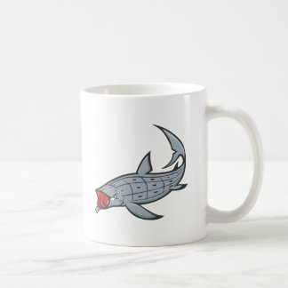 Wild Whale Shark Mugs