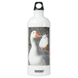 Wild White Goose Aluminum Water Bottle