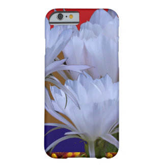 Wild White Lilly Flower :  Amazing world of nature Barely There iPhone 6 Case