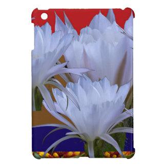 Wild White Lilly Flower :  Amazing world of nature iPad Mini Covers