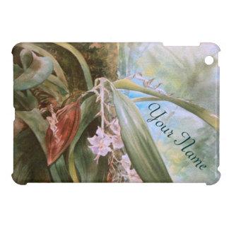 Wild White Orchid iPad Mini Case