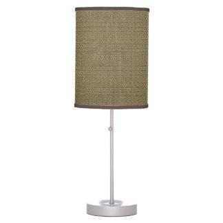 Wild Wicker Table Lamps