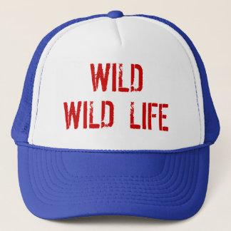 Wild Wild Life Trucker Hat