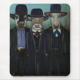 Wild Wild West Mouse Pad