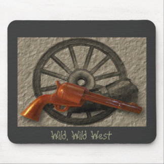 Wild, Wild West Mousepad