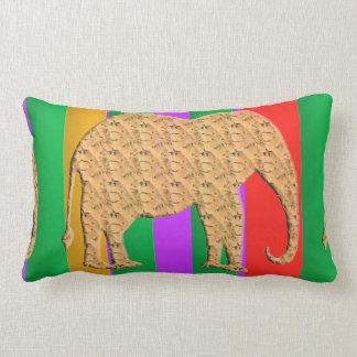 WILD Wild World : Elephant Throw Pillows