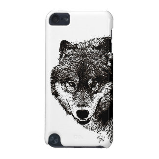 Wild Wolf 5th Generation iPod Touch Case