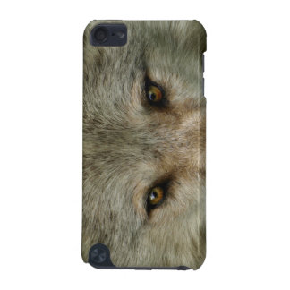 Wild Wolf Eyes Wildlife Animal Lover Ipod Case