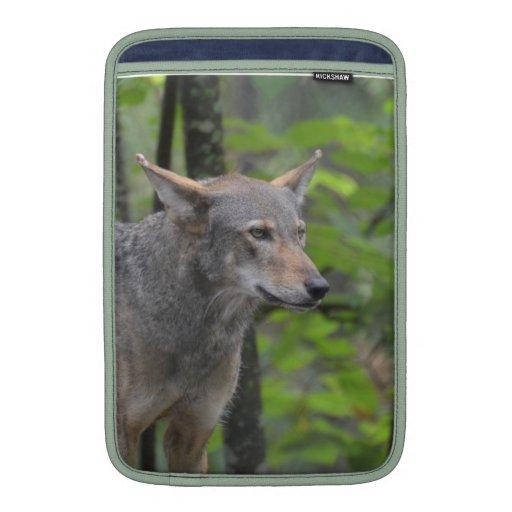 Wild Wolf MacBook Sleeve
